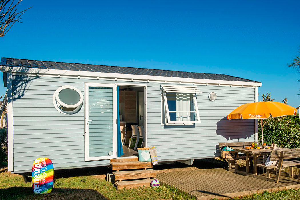 Mobile Home Classic 5/6 persons 2 Bedrooms